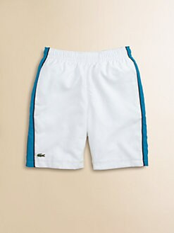 Lacoste - Toddler's & Little Boy's Andy Roddick Taffeta Tennis Shorts