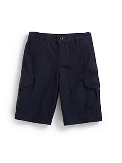 Hartstrings - Toddler's & Little Boy's Woven Cargo Shorts
