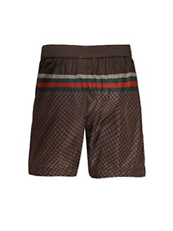 Gucci - Little Boy's Swim Trunks