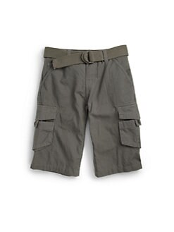 DKNY - Toddler's & Little Boy's Transporter Cargo Shorts