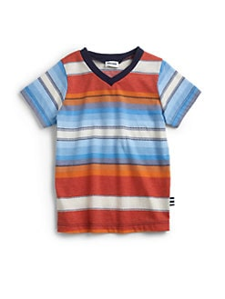 Splendid - Toddler's & Little Boy's Striped Tee