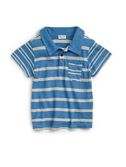 Splendid - Toddler's & Little Boy's Striped Polo Shirt