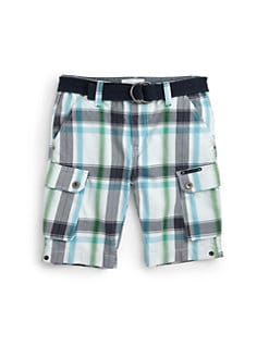 Diesel - Little Boy's Pansi Cargo Shorts