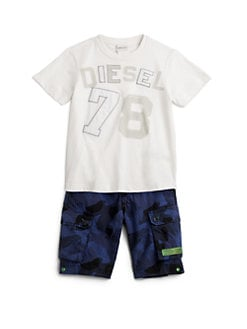Diesel - Little Boy's Diesel Tee
