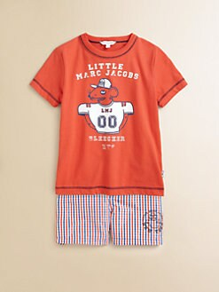 Little Marc Jacobs - Toddler's & Little Boy's Jersey Tee