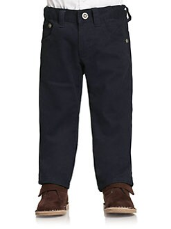 Armani Junior - Toddler's & Little Boy's Replenishment Pants