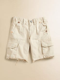 True Religion - Toddler's & Little Boy's Isaac Cargo Shorts