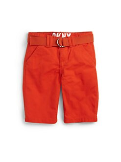 DKNY - Toddler's & Little Boy's Salvage Chino Shorts