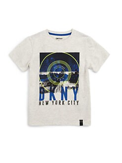 DKNY - Toddler's & Little Boy's Kubrick Tee