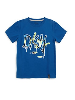 DKNY - Toddler's & Little Boy's Astro Tee