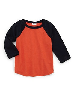 Splendid - Toddler's & Little Boy's Academy Baseball Tee