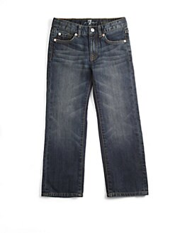 7 For All Mankind - Toddler's & Little Boy's Whiskered Jeans