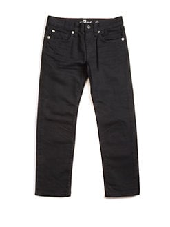 7 For All Mankind - Toddler's & Little Boy's Dark-Denim Jeans