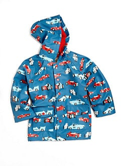 Hatley - Toddler's & Little Boy's Vintage Cars Raincoat