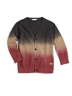 Little Marc Jacobs - Toddler's & Little Boy's Ombré Cardigan