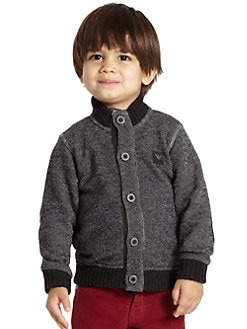 Armani Junior - Toddler's & Little Boy's Bomber Jacket