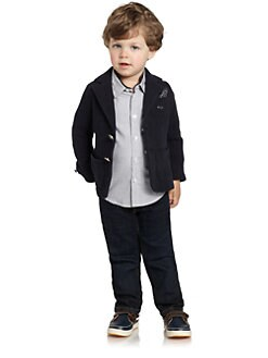 Armani Junior - Toddler's & Little Boy's Jacket