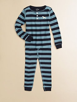 Hatley - Toddler's & Little Boy's Striped Pajamas