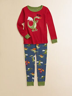 Hatley - Toddler's & Little Boy's Dragon Pajamas