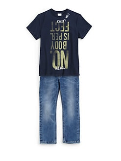 Diesel - Toddler's & Little Boy's