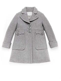 Gucci - Little Girl's Wool & Cashmere Coat