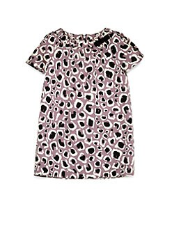 Gucci - Little Girl's Leopard Print Dress