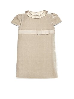 Gucci - Little Girl's Velvet Dress
