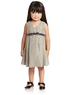 Armani Junior - Toddler's & Little Girl's Tweed Dress