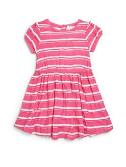 Splendid - Toddler's & Little Girl's Striped & Tiered Dress