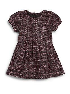 Lili Gaufrette - Toddler's & Little Girl's Leila Tweed Dress