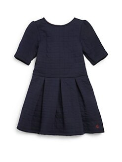 Petit Bateau - Toddler's & Little Girl's Quilted Dress