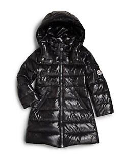 Moncler - Toddler's & Little Girl's Moka Hooded Puffer Jacket