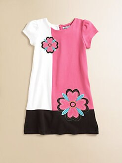 Hartstrings - Toddler's & Little Girl's Colorblock Dress