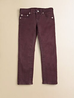 True Religion - Toddler's & Little Girl's Casey Ultra-Skinny Glitter Leggings
