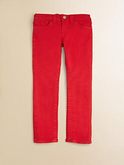 True Religion - Toddler's & Little Girl's Casey Ultra-Skinny Overdye Leggings