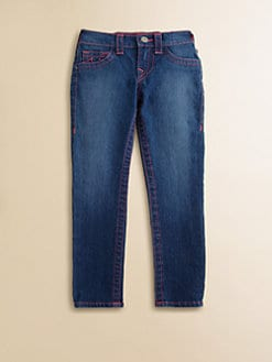 True Religion - Toddler's & Little Girl's Casey Ultra-Skinny Denim Leggings