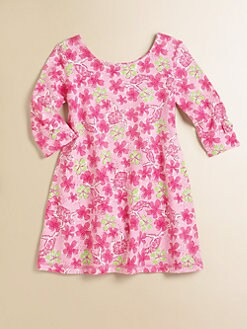 Lilly Pulitzer Kids - Toddler's & Little Girl's Primm Knit Dress