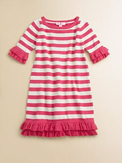 Lilly Pulitzer Kids - Toddler's & Little Girl's Helena Striped Sweater Dress