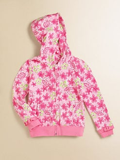 Lilly Pulitzer Kids - Toddler's & Little Girl's Bridget Floral Hoodie