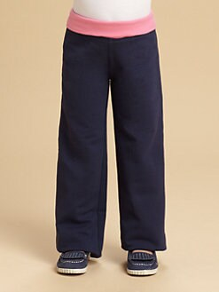 Lilly Pulitzer Kids - Toddler's & Little Girl's Zoe Contrast-Waist Pants