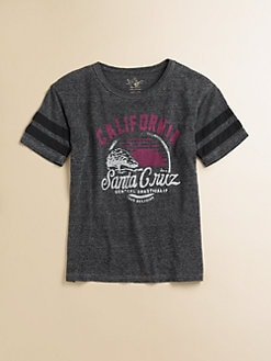 True Religion - Toddler's & Little Girl's Santa Cruz Tee
