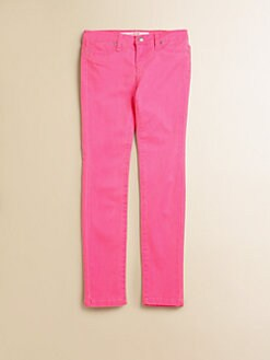 Joe's - Toddler's & Little Girl's Skinny Colored Jeggings