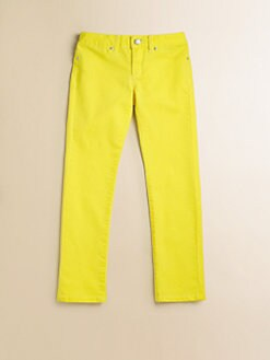 Joe's - Toddler's & Little Girl's Colored Denim Leggings
