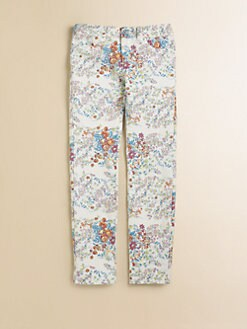 Joe's - Toddler's & Little Girl's Printed Denim Leggings