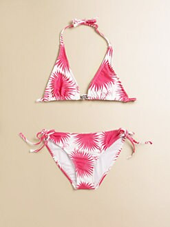 Milly Minis - Toddler's & Little Girl's Mini Fiji Two-Piece Bikini Set