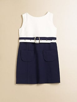 Milly Minis - Toddler's & Little Girl's Cece Combo Dress