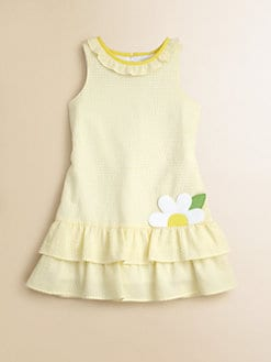 Florence Eiseman - Toddler's & Little Girl's Ruffled Seersucker Dress