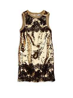 Dolce & Gabbana - Little Girl's Sequin Dress
