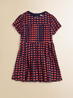 Little Marc Jacobs - Toddler's & Little Girl's Heart Dress