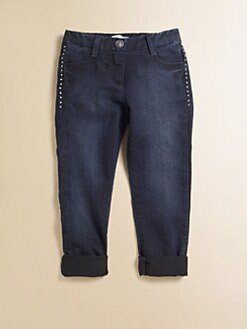 Little Marc Jacobs - Toddler's & Little Girl's Studded Jeggings